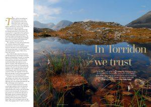 In Torridon We Trust front cover