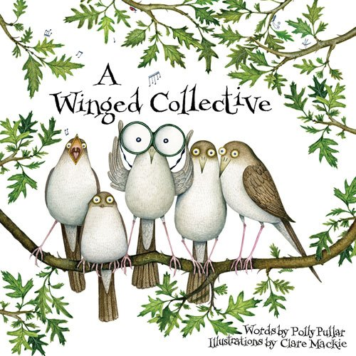 A Winged Collective cover